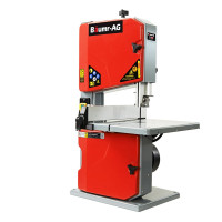 Baumr-AG Bandsaw Wood Cutting Band Saw Portable Wood Vertical Benchtop Machine