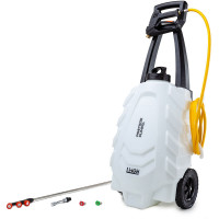 PROTEGE 30L Garden Weed Sprayer Multifunction Trolley Fertilizing Watering Farm