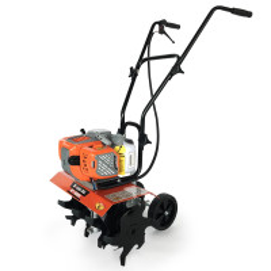 BAUMR-AG 85cc Mini Garden Soil Tiller Rototiller Cultivator - BT-689