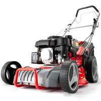 "BAUMR-AG 18"" 175cc Self-Propelled 4-Stroke Petrol Steel Deck Lawnmower- 740SX"