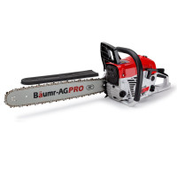 "Baumr-AG 62CC 20"" E-Start Commercial Petrol Chainsaw- SX62"