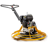 """Baumr-AG 36"""" Troweller Machine - Trowelling Power Trowel Concrete Helicopter"""