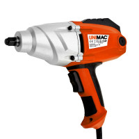 UNIMAC Impact Wrench Rattle Torque Gun Power Tool Ratchet Electric Corded Power