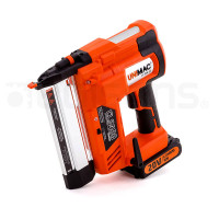 UNIMAC Finish Nailer 20V Lithium 16ga Brad Nailer Cordless Nail Gun