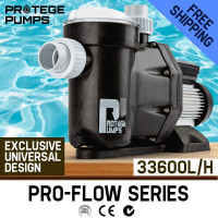 2000W Swimming Pool Spa Water Pump Electric Self Priming Filter 33,600L/H