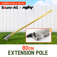Baumr-AG Brush Cutter Brushcutter Extension Pole Tool Replacement Parts Attachment