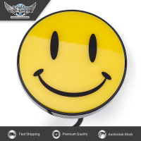 JAXSYN Novelty Tow-bar / Trailer Hitch Cover - Smiley Face