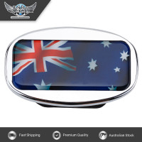 JAXSYN Novelty Towbar Trailer Hitch Cover Tow - Aussie Flag