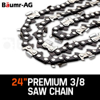 "2 X 24"" Baumr-AG Chainsaw Chain 24in Bar Replacement"