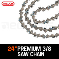 "Baumr-AG 24"" Tru-Sharp Low Kick Back Replacement Chainsaw Chain"