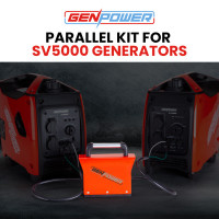GENPOWER 3000W Generator Parallel Kit for SV5000 Inverter Models