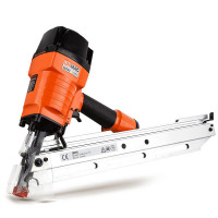 UNIMAC Construction Framing Nail Gun - Heavy Duty Air Nailer Pneumatic