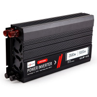 GENPOWER Modified Sine Wave 2500W/5000W 12V/240V Power Inverter Car Caravan Boat
