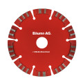 """8 x BAUMR-AG 5"""" Replacement Diamond Blades for Wall Chaser Machines"""