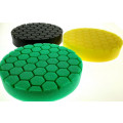 Electric Car Polisher Sponge Pad set of 3