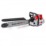 """Baumr-AG Petrol Commercial Chainsaw 24"""" Bar E-Start Chain Saw Pruning"""
