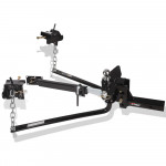 T-REX 450kg Weight Distribution Hitch System Sway Control Load Leveller Tow Bar