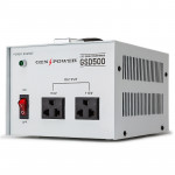 PRE-ORDER GENPOWER 500W 240V-110 Step Down Transformer Stepdown Voltage Converter AU-US