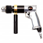 "UNIMAC Air Drill 3/8"" Reversible Air Compressor Power Pistol Hand Tool"