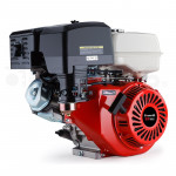 16HP Petrol Engine OHV Stationary Motor 4-Stroke Horizontal Shaft Replacement