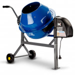 PRE-ORDER Baumr-AG  70L Portable Electric Concrete Cement Mixer