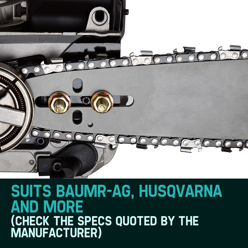 """20"""" Baumr-AG Chainsaw Chain 20in Bar Spare Part Replacement Suits 62CC 66CC Saws by Baumr-AG"""