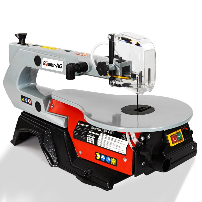 Baumr-AG 120W Corded Electric Scroll Saw- SS16 Series II by Baumr-AG