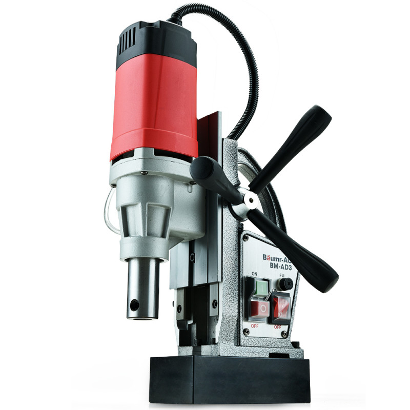 Baumr-AG 1100W 2in1 Magnetic Annular Cutter and Drill Press, Automatic Lubrication by Baumr-AG