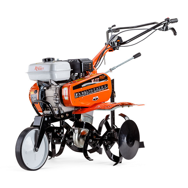 PLANTCRAFT 7.0HP Cultivator Tiller Plough Self-Propelled Rotary Rototiller by PlantCraft