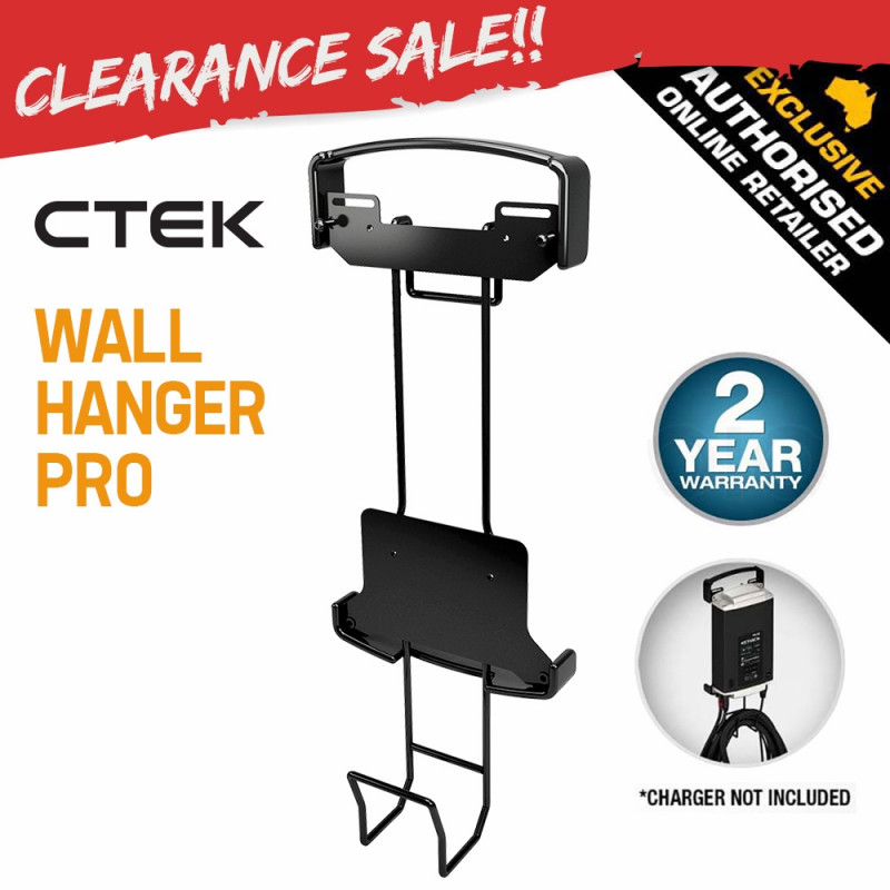 CTEK Wall Hanger Pro Mounting Bracket for MXTS 70/50 and MXTS 40 Item 40-068 by CTEK