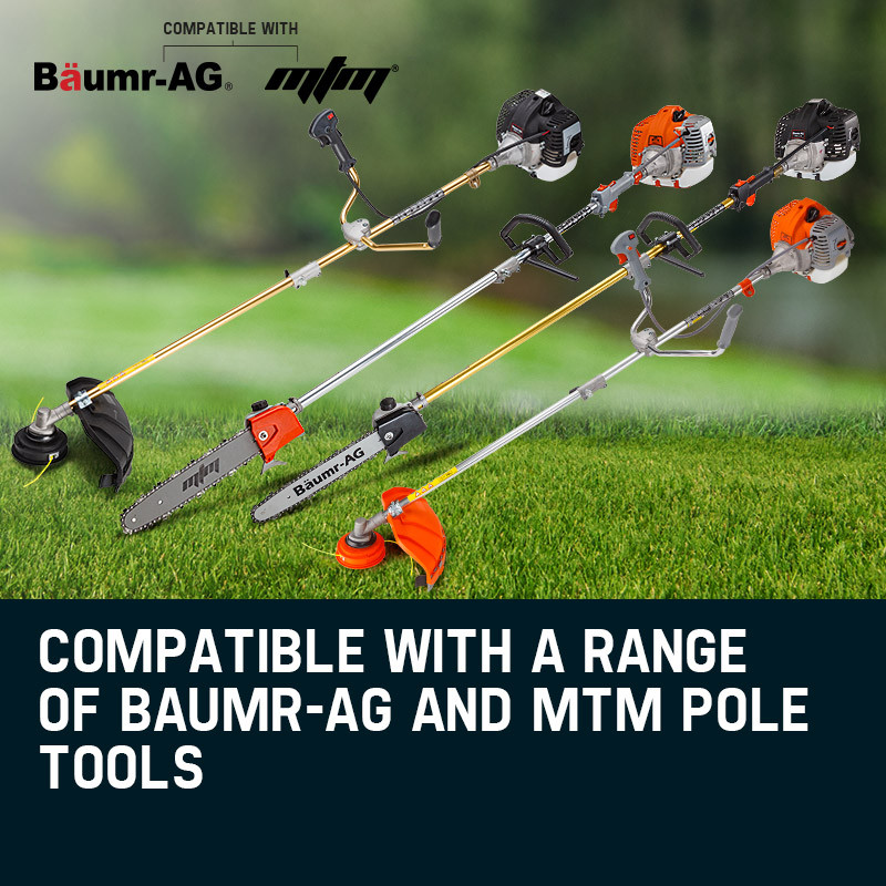 Replacement Engine Motor for Pole Tool Chainsaw Brushcutter Trimmer Brush Cutter by Baumr-AG