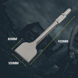 Baumr-AG JackHammer Chisel Tile Chipper Extra Wide Jack Hammer Chipping Tool  by Baumr-AG