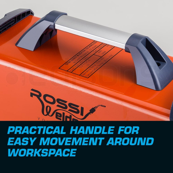 PRE-ORDER ROSSI CT-416 Welder Inverter TIG MMA ARC Plasma Cutter Welding Machine Portable by Rossi