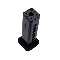 JAXSYN Towbar / Trailer Hitch Receiver Extension (40mm to 180mm) by Jaxsyn