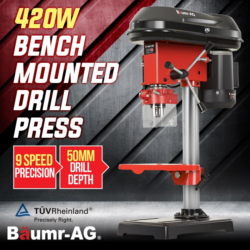 Baumr-AG 420W Benchtop Drill Press by Baumr-AG
