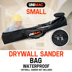 UNIMAC 135cm Drywall Sander Bag Gyprock Sanding Plaster Board Sander by Unimac