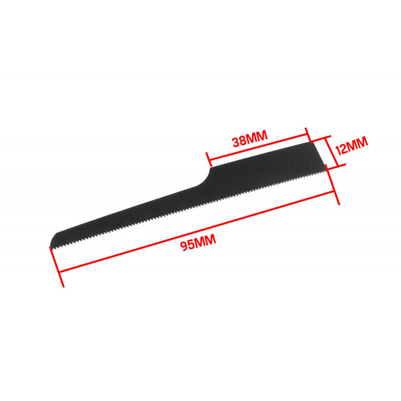Air Saw Replacement Blade by Parts