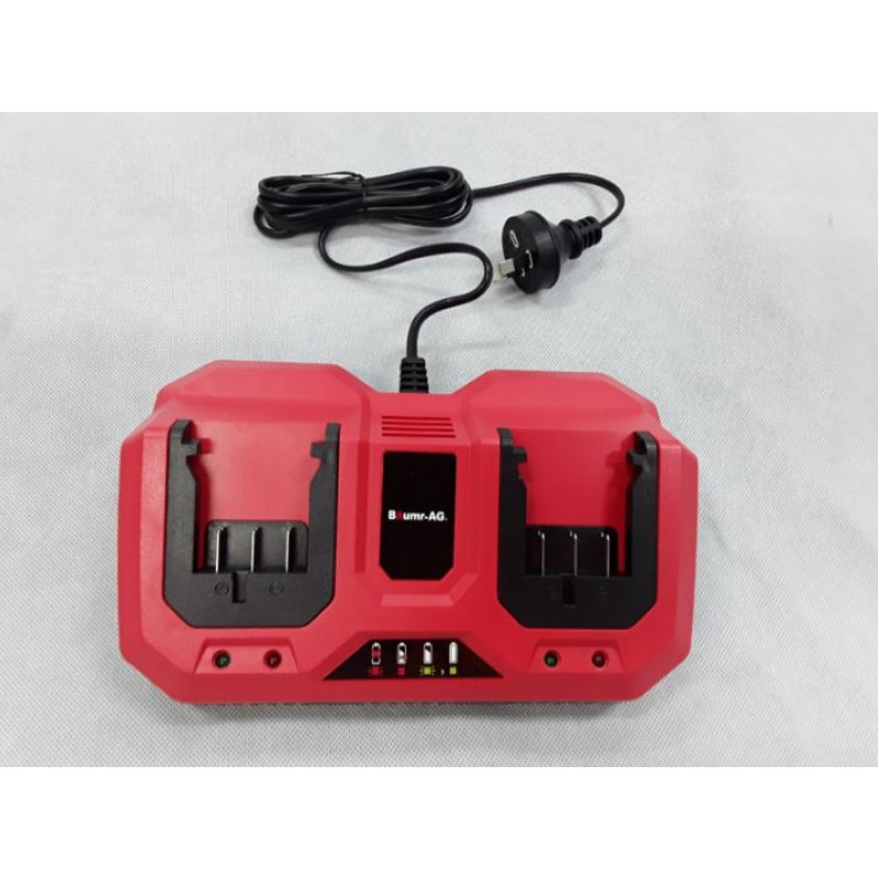 SYNC 20V Battery Charger - Dual by Parts