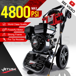 Jet-USA 4800PSI Petrol Powered High Pressure Washer- CX630 Gen II by Jet-USA